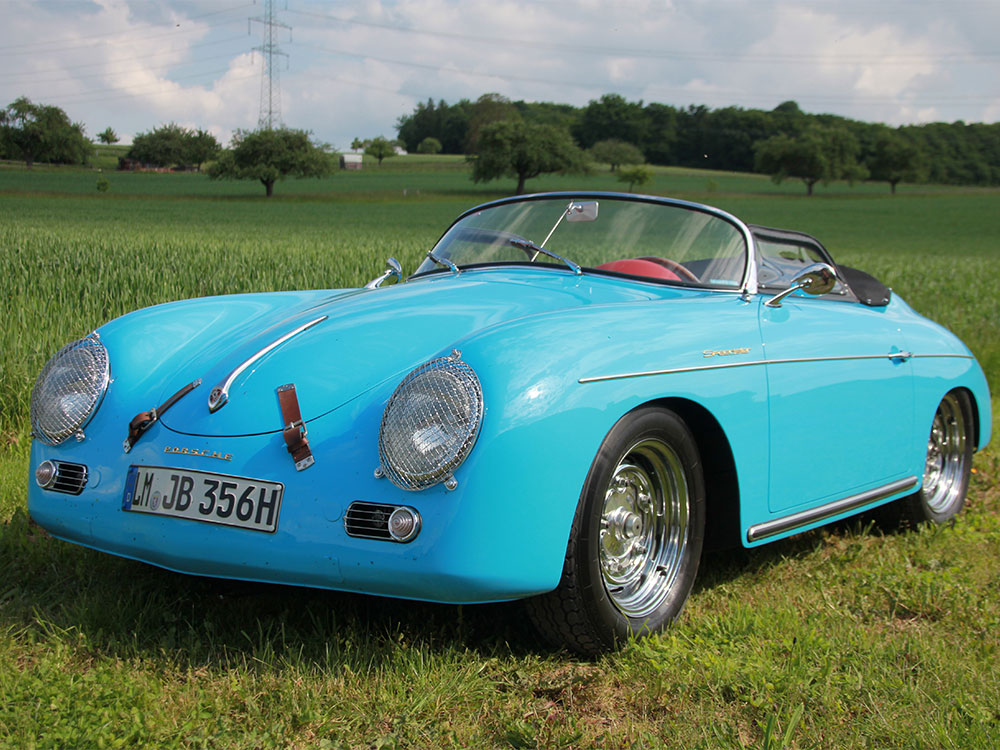referenzen porsche 356 restauration. Black Bedroom Furniture Sets. Home Design Ideas