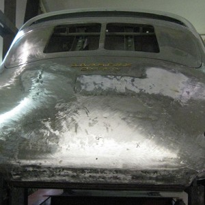 Restauration A-Carrera Coupe