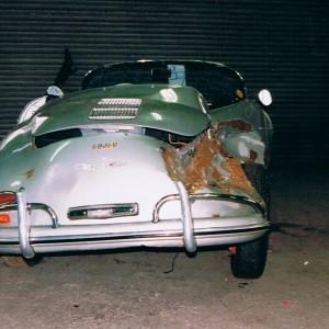 Zustand des angelieferten Fahrzeugs.